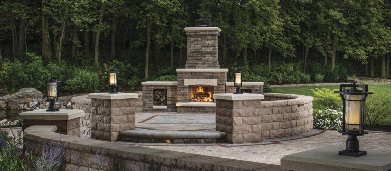 NFD W RES BEL2015 Patios Fireplaces Bordeaux 001